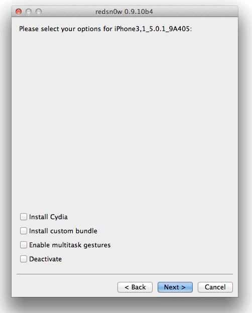 fix iBooks Configuration Error after 5.0.1 untethered jailbreak