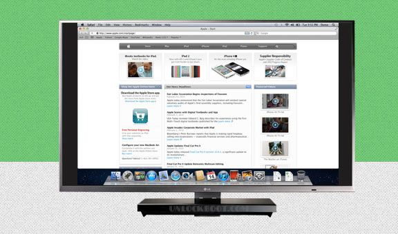AirParrot Display Mac to Apple TV