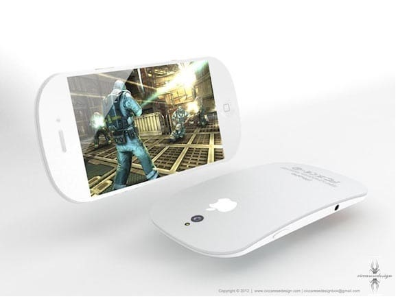Magic Mouse iPhone 5Concept