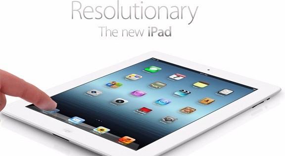 iPad 3 Hands On