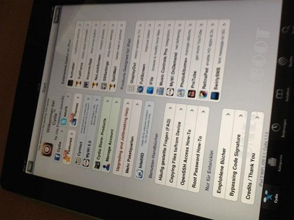 Jailbreak iOS 5.1 on iPad 2
