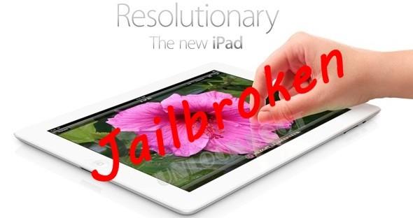 Untethered Jailbreak iOS 5.1 on New iPad