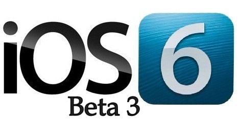 Jailbreak iOS 6 beta 3