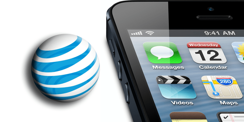 at&t iphone unlock request denied