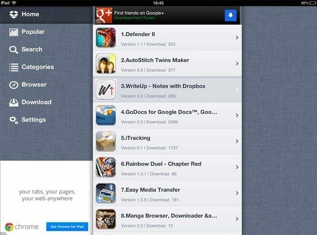 Top 5 Best Installous Alternatives To Download Free Apps