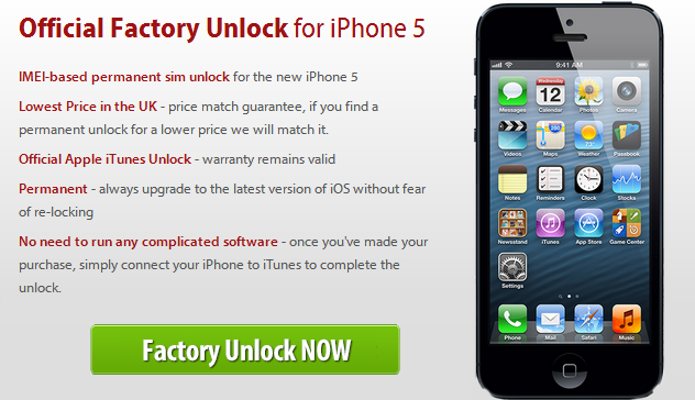 How To Unlock Iphone S Fido