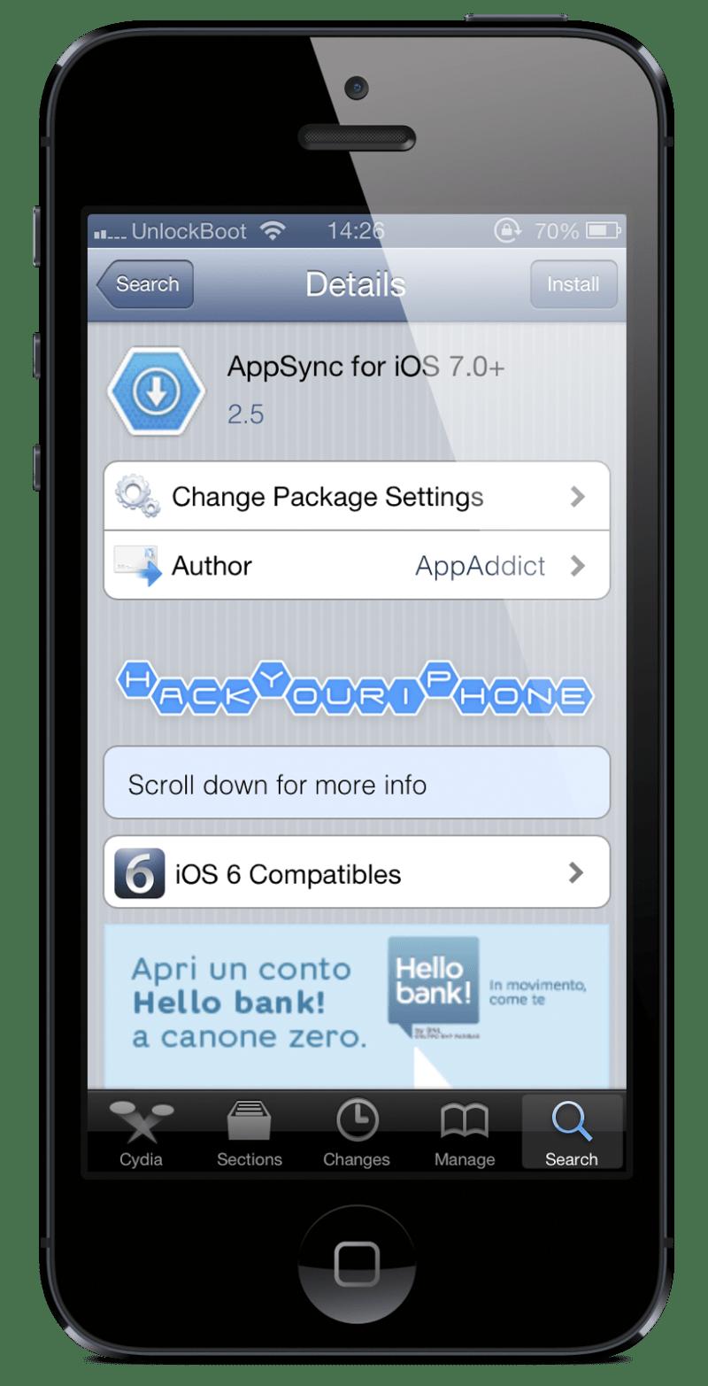 Cydia ( All iOS Versions ) iPhone and iPad