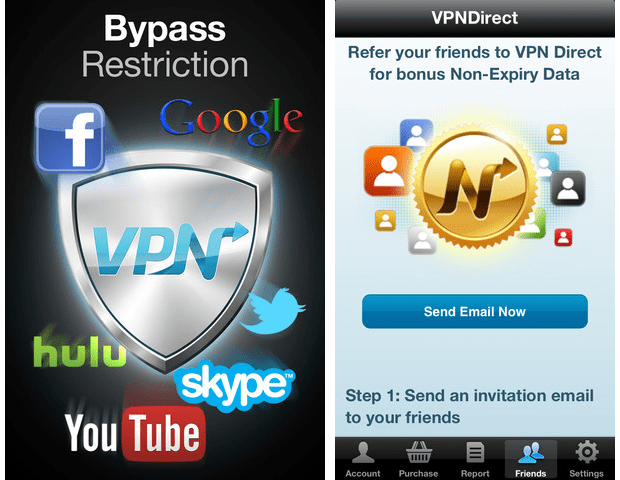 vpn iphone 4 internet gratis
