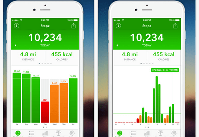 best pedometer app for iphone best 5 free pedometer apps for iphone unlockboot 16679