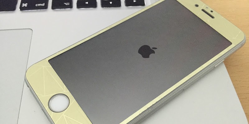 how to fix iphone 5s stuck on apple logo