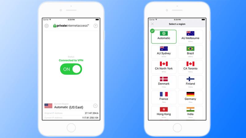 Vpn denmark app