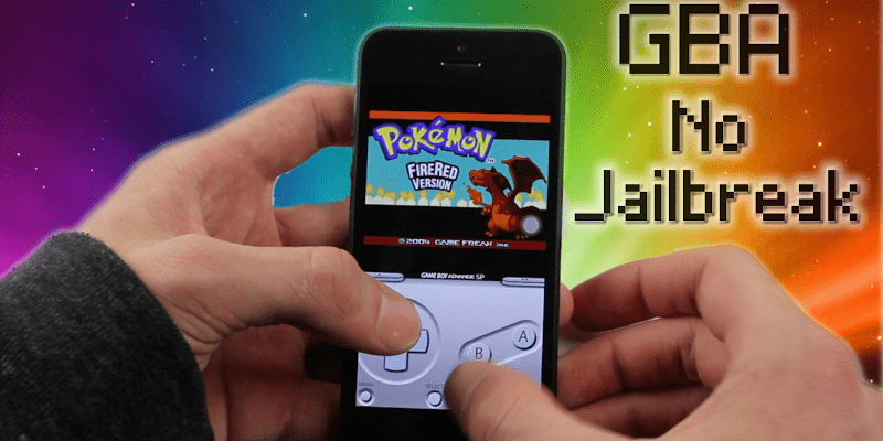 gameboy emulator iphone install gba emulator iphone with ios 8 9 10 2 without 10685