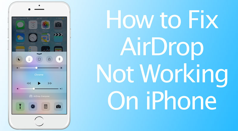 iphone not working how to fix airdrop not working on iphone or mac 12090