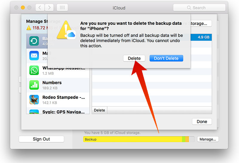 How To Free Up Icloud Space On Iphone